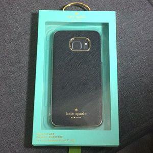 Kate Spade Samsung Galaxy S7 Edge Wrap Case